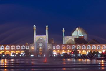 Naqsh-e Jahan Square in Isfahan Iran