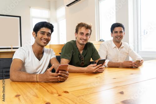 Casual meeting app