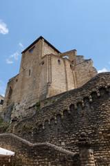 Kirche in Estella, Spanien
