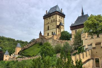 Karlstein castle, Czech Republic