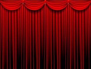 red curtain cenima product4445