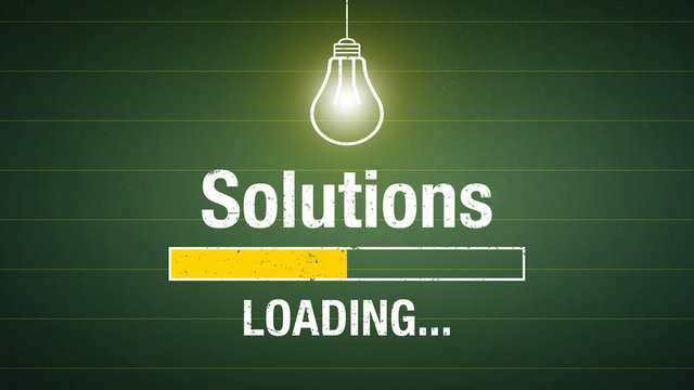Solutions loading