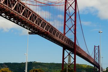 25 de Abril Bridge - Lisbon - Portugal