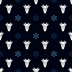 Giraffe pattern No.9