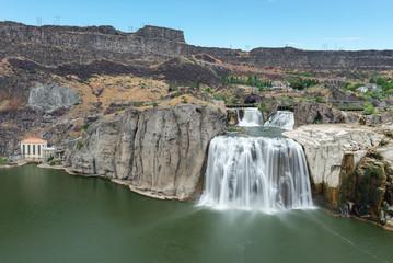 Shoshone Falls on Snake River, Twin Falls, Idaho, USA