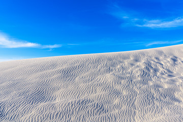 White Sands National Monument, Backgrounds, Pattern