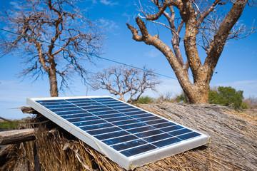 solar energy in Madagascar
