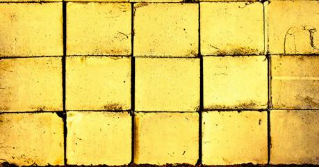grunge pattern of squares