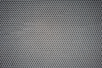Grey wave lines pattern made of rubber for non-slip mat for texture