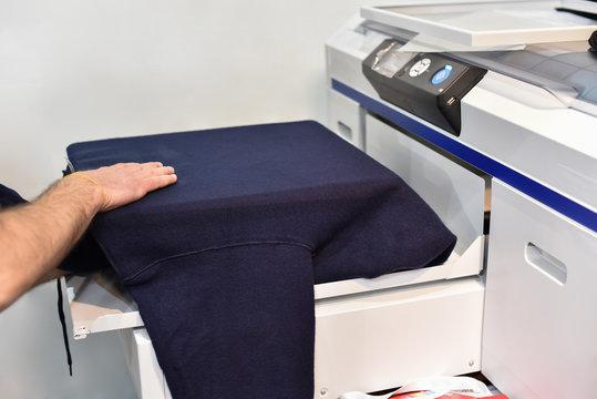 preparing blouse for printed in thermal printer