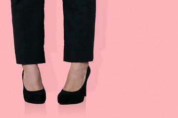 business donna elegante scarpe con tacco