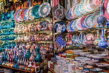 Turkish ceramics on the market