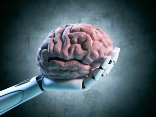 3D Roboter künstliche Intelligenz