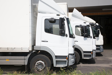 truck park transport in park society specialized delivery