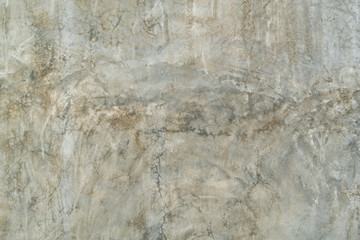 Grunge bare cracked concrete wall texture background. Material construction.