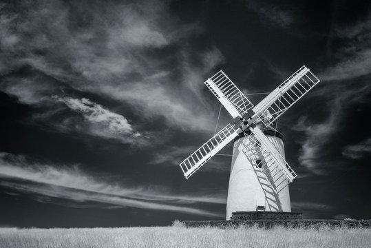 Windmill in Ireland