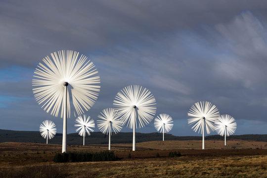 Irish Wind Turbines