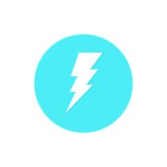 bolt icon | symbol | sign