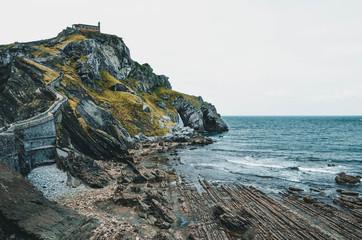 San juan de Gaztelugatxe, Vizcaya, Spain