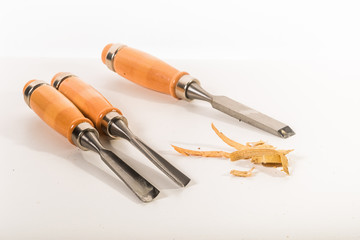 Wood Chisels - Tools - Carving