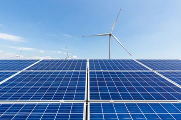 clean energy landscape