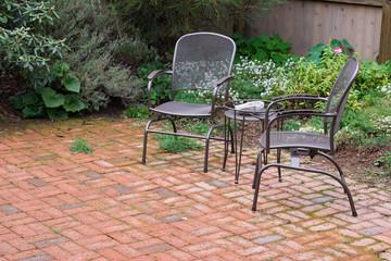 outdoor patio wood deck