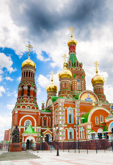 Cathedral of the Annunciation of the Blessed Virgin Mary Yoshkar-Ola, Russia