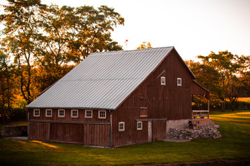 rural farm barn rustic