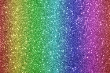 красивый блестящий разноцветный фон из блесток и боке