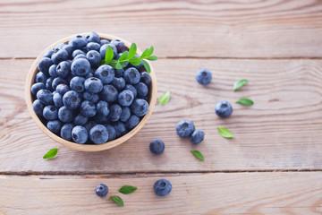 bowl full of blueberries