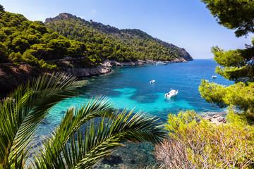 Summer Paradise of Ioanian Sea