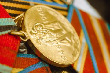medals military Soviet