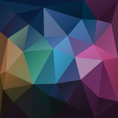 Geometric background with triangle pattern.