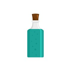 Potion icon. Flat illustration of potion vector icon for web isolated on white