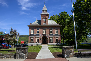 The Old Courthouse in Lake George