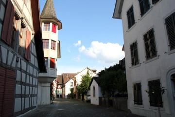Streets of Stein am Rhein