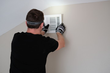 Air Duct Cleaning, register, hvac, vent