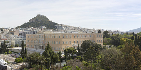 Greek Parliament Athens