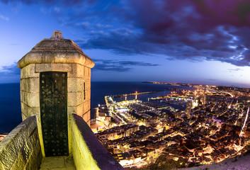 Hiszpania Costa Blanca Alicante Marina