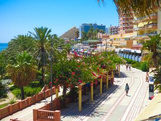 Benalmadena, Costa del Sol, Malaga, España