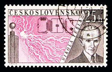 Nikola Tesla (1856-1943), Radioinventors serie, circa 1959
