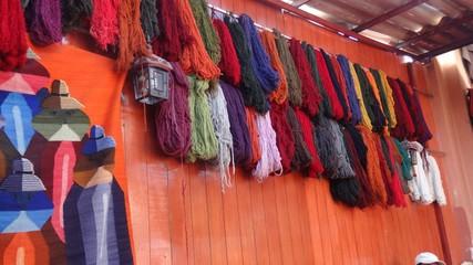 Peruvian Yarn Collection