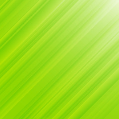 Nature green leaves background and texture. Abstract motion striped diagonal line.