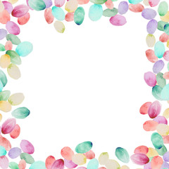 polka, watercolor, dot, pattern, dots, background, seamless, white, bright, hand, pastel, drawn, abstract, backdrop, design, textile, art, pink, texture, wallpaper, color, colorful, grunge, circle, il