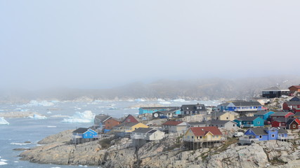 Greenland. Ilulissat