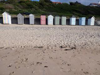 Strandhütten
