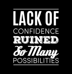 vector stylized retro-styled quote on coaching theme