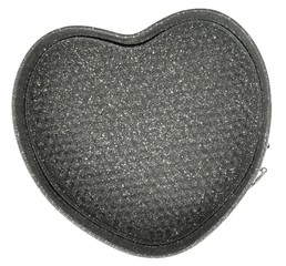 Heart shape for baking in the oven / top view