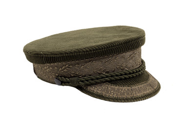 schöne alte mütze, hut, schiebermütze um 1950