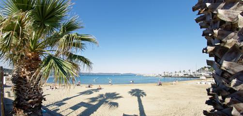 Beach - Cavalaire sur Mer - France